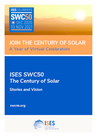 ISES SWC50 - The Century of Solar: Stories and Visions